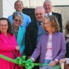 Ribbon Cutting held at new business in Bath